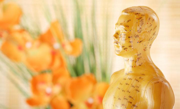 Akupunktur Punkte